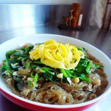蒜酥菠菜粉