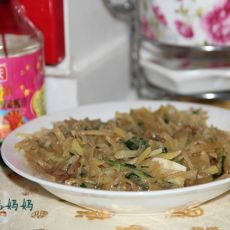 菠菜土豆丝的做法