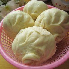 菠菜豆腐粉丝包的做法