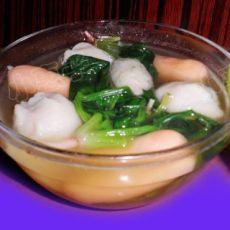 玉米清肠快餐汤