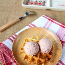 草莓冰激凌—夏日里的草莓味丝滑享受的做法
