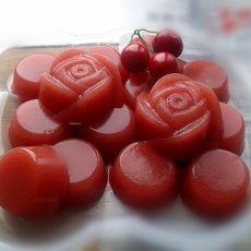 草莓果冻的做法