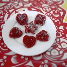 草莓果汁糖的做法