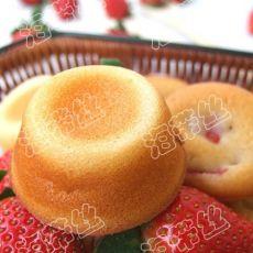 草莓小烤糕
