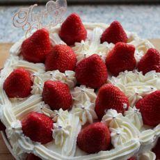裱花蛋糕的做法
