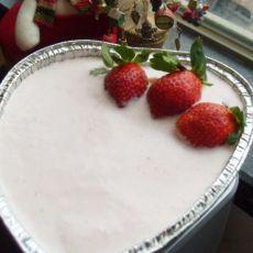 心形草莓蛋糕