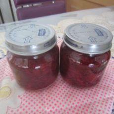 酸甜草莓酱