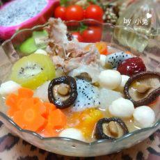 水果大骨鱼丸锅