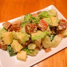 蔬果沙律的做法