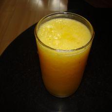 自制芒果苹果汁