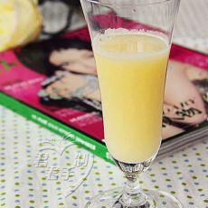 莲藕苹果柠檬汁