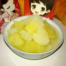 水果甜品的做法