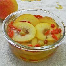 苹果圈糖水的做法