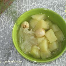 苹果银耳汤的做法