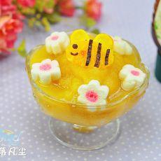 蜂蜜苹果泥