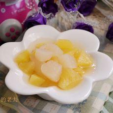 苹果梨糖水