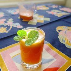甘笋苹果汁