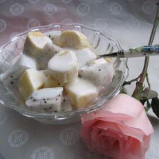自制酸奶沙拉