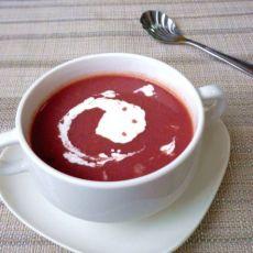 紫甘蓝苹果汤