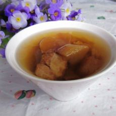 清润苹果汤