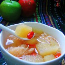果味银耳汤的做法