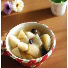 山药红枣苹果汤