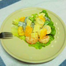橙味蔬果沙拉