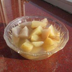 冰糖水果罐头的做法