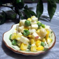 拌水果沙律
