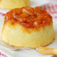 焦糖苹果蛋糕