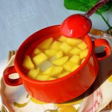苹果芦荟汤