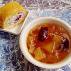 苹果红枣银耳汤的做法