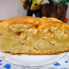 德式苹果蛋糕
