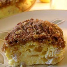 肉桂苹果奶酪蛋糕的做法