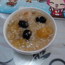 苹果红枣燕麦粥的做法