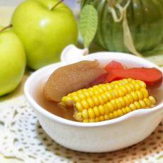 玉米苹果红萝卜汤