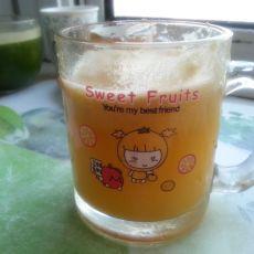 香橙苹果汁