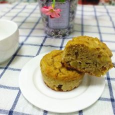 肉桂苹果小蛋糕