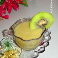 苹果猕猴桃汁