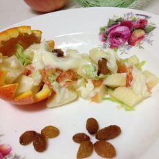 苹果蔬菜沙拉