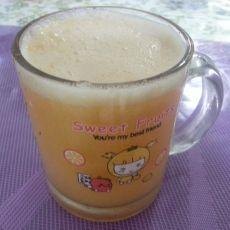 卢柑雪梨苹果汁