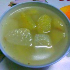 苹果雪梨鱼头汤