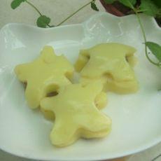 猪肝泥豆腐夹的做法