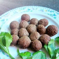 胡椒烩猪肝的做法