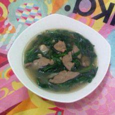 富贵猪肝汤