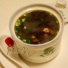 紫菜鲫鱼汤的做法