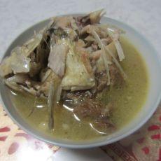 鲫鱼炖羊肉