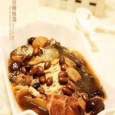 黑豆鲫鱼汤