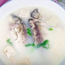 豆腐鲫鱼汤(首发)