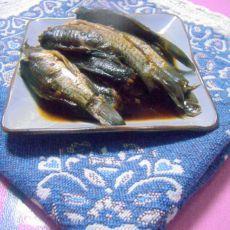 无油版电饭锅焖鱼